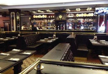 Restaurant « Churchill » dans la région de Samara: la tradition de l'Ancien Monde