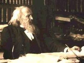 Breve biografia Mendeleeva Dmitriya Ivanovicha