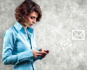 Wie kann man sagen, wenn eine E-Mail zu lesen, dass Sie geschickt?