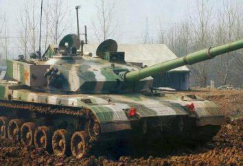 "tank cinese ""Type-96"". Panoramica dei carri armati cinesi"