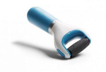 limage « Scholl »: avis. Scholl – rouleau électrique lime à ongles pour enlever l'arrêt de la peau rugueuse