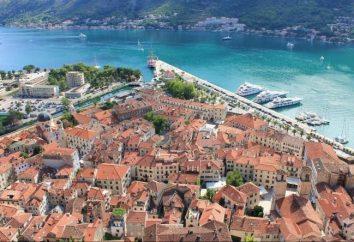 Accogliente Kotor. Montenegro e le sue attrazioni
