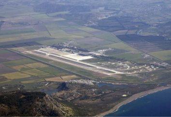 """""""Marmaris"""" Aeroporto: dove è ciò che fornisce i servizi, come ottenere"""