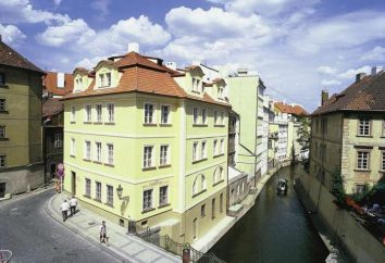 République tchèque, l'hôtel Prague « Devil »: vue d'ensemble, description et commentaires