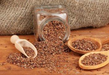 Kefir z nasion lnu do utraty wagi. Odpowiedź na application