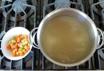 Pollo casa zuppa: ricette e caratteristiche di cottura