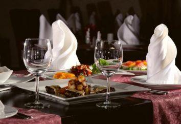 Wollen Sie ein Restaurant eröffnen? Ein Business-Plan wird dazu beitragen,