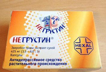 """""""Negrustin"""": analogowy, instrukcja obsługi. Najlepszą analogią """"Negrustina"""" w języku rosyjskim"""