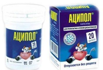 Drug « Atsipol »: les analogues de eubiotiques et ses avantages