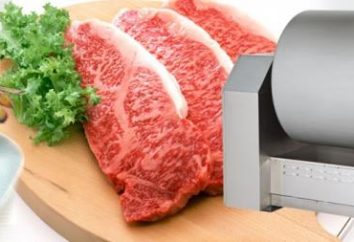 Tumbler Mięso – Klasyfikacja