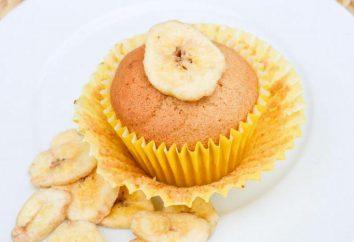 Ciasto z bananem: przepisy kulinarne ze zdjęciami