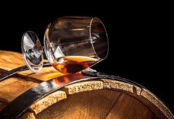 """Cognac """"Old Barrel"""" – una bevanda degna di gourmet"""