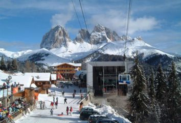 Canazei, Italien – Wintermärchen