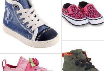 Zapatos para los niños: ¿cómo elegir?