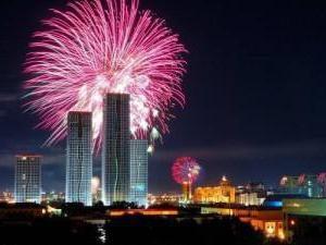 Que se passera-le 30 Août? Quel genre de vacances au Kazakhstan?