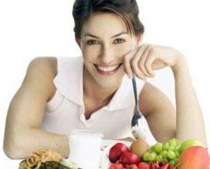 Menu pour 1200 calories par jour – une étape vers l'harmonie