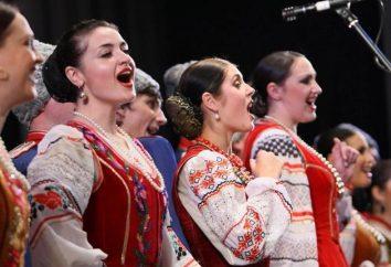 Kuban-Kosaken-Chor: Geschichte der Bildung