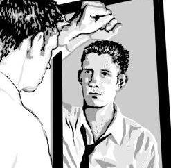 Se io sono in un sogno mi vedo nello specchio, che cosa significa?