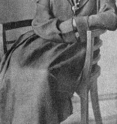 Galina Benislavsky – ami et secrétaire littéraire Sergeya Esenina: biographie