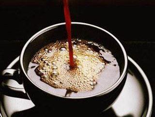 Schwarzer Kaffee – nur positiv!