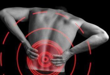 Zastrzyki z osteochondroza odcinka lędźwiowego: nazwa, instrukcje użytkowania