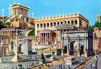 Che cosa è un forum nell'antica Roma, e che ha in comune con i moderni forum