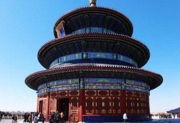 Templo del Cielo (Beijing): descripción, historia, características arquitectónicas. Cómo llegar al Templo del Cielo en Beijing?