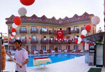 Himeros hotel Beach Hotel 3 * (Kemer): opiniones, descripciones, especificaciones y comentarios