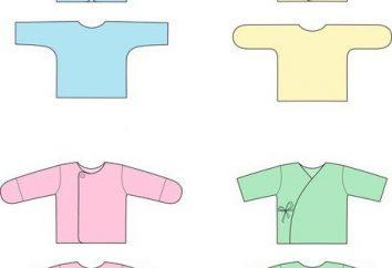 Muster Hemdchen für Babys, Muster Kappe und Overalls