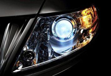 Lampe automobile H7: vue d'ensemble, les types, les fabricants, les spécifications et commentaires
