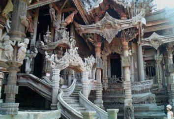 Il Santuario della verità a Pattaya – la principale attrazione della Thailandia