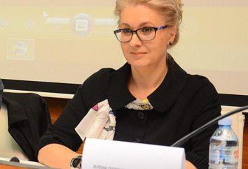 Rosyjski politolog Elena Ponomareva