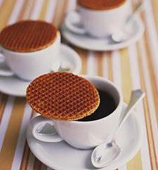 waffles holandeses: receita clássica