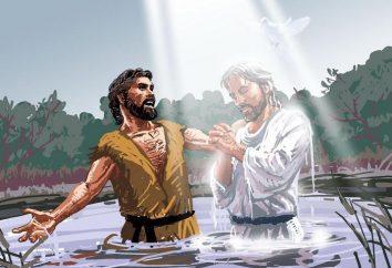 Battesimo che cosa? Dove fare il bagno nel giorno dell'Epifania