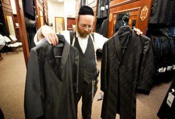 El traje nacional de los Judios: fotos, descripción