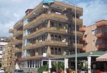Cléopâtre Alis Hôtel 3 * (Alanya, Turquie) photos et commentaires