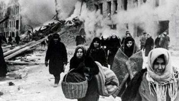 891 dzień odwagi leningraderskich. Blokada Leningradu jest strasznym testem męstwa