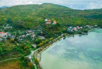 Lernen Geographie: wo Novorossiysk?