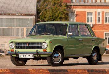 Modèle « Lada » – l'histoire de l'industrie automobile nationale