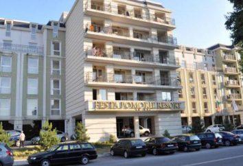 Festa Pomorie Resort 4 * (Bulgaria / Pomorie): foto e recensioni