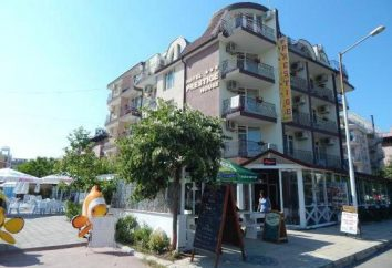 Prestige House 3 * (Bulgaria, Sunny Beach): descripción del hotel, servicios, comentarios