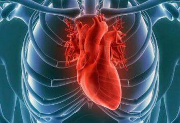 Les changements métaboliques dans le myocarde: caractéristiques, symptômes, causes et traitement