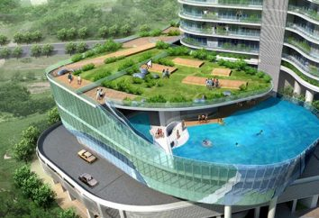 Elite osiedle mieszkaniowe Aquaria Grande w Bombaju