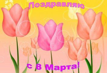 Lo que se puede extraer madre el 8 de marzo en una postal