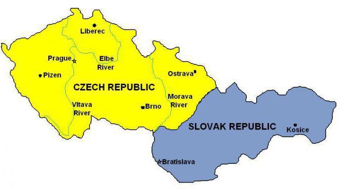 Znalezione obrazy dla zapytania rozpad czechosłowacji