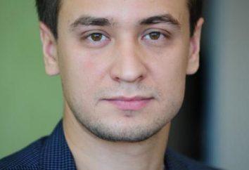 Attore Kirill Zhandarov: filmografia e vita personale