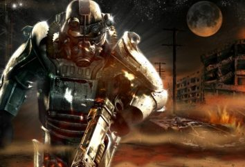 "O segredos mais interessantes ""Fallout: New Vegas"""