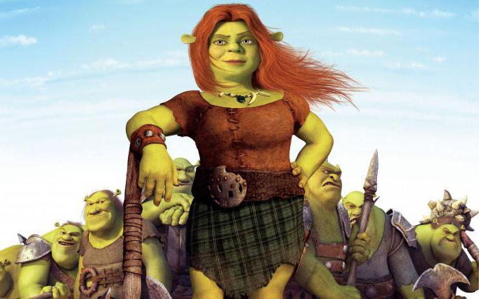 Shrek l orco della dreamworks alla conquista del mondo