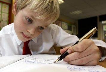 Porad i wskazówek, jak nauczyć dziecko, aby pięknie pisać