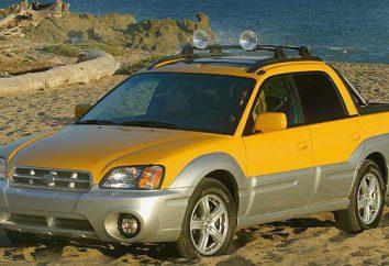 Przegląd samochodu Subaru Baja